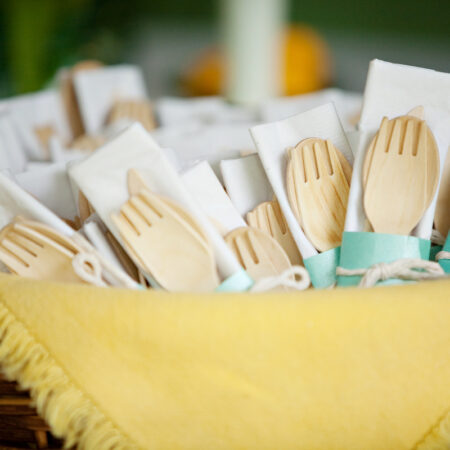 wooden cutlery eco friendly