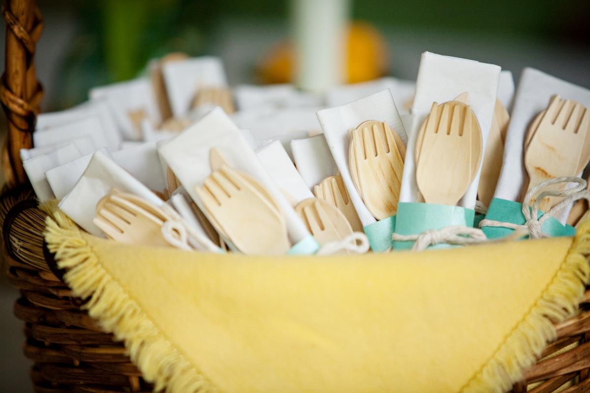 wooden cutlery eco friendly