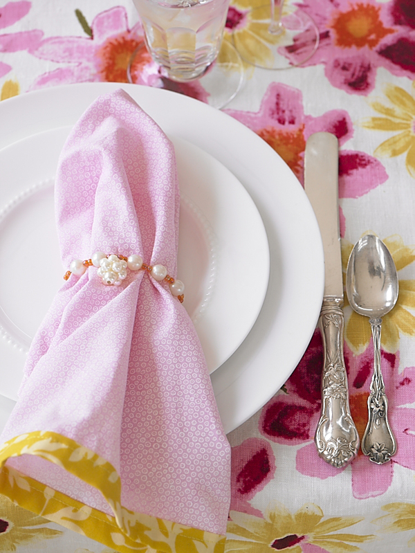 DIY Projects napkin ring