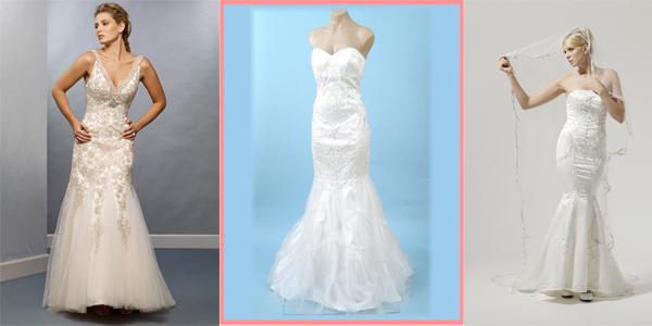 Seaside Wedding dress