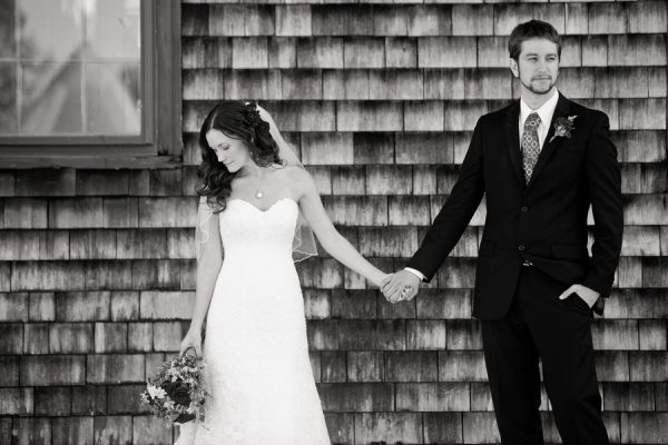 Jay + Emily's Warm October Wedding