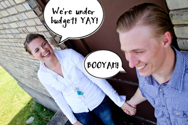 6000 wedding budget