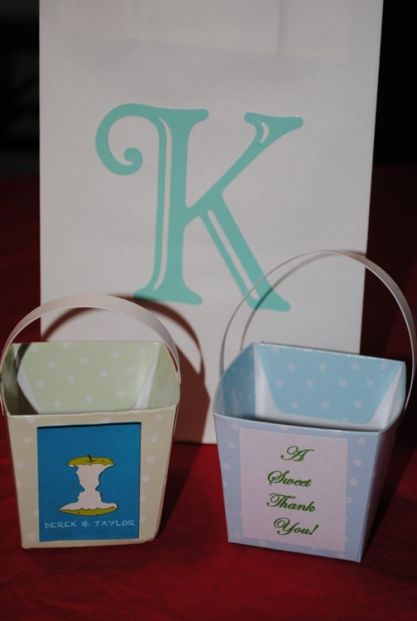 welcome bag gifts