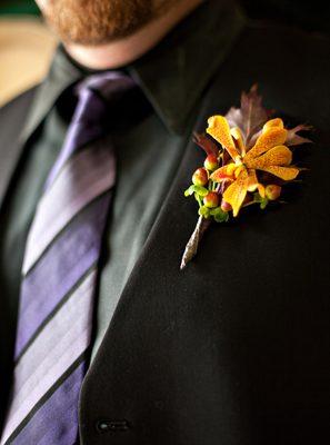 DIY Fall Wedding