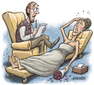 wedding stressors