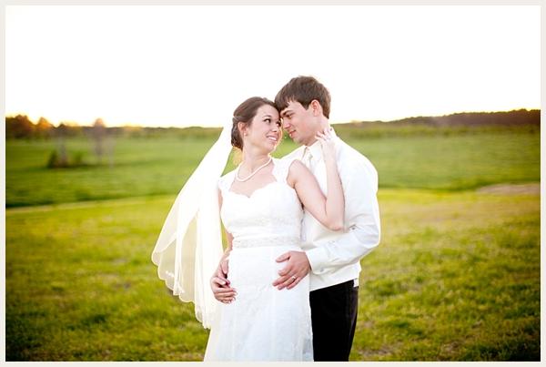 Wildflower Wedding by Lauren Wright Weddings