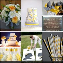 Grey and Yellow Inspiration