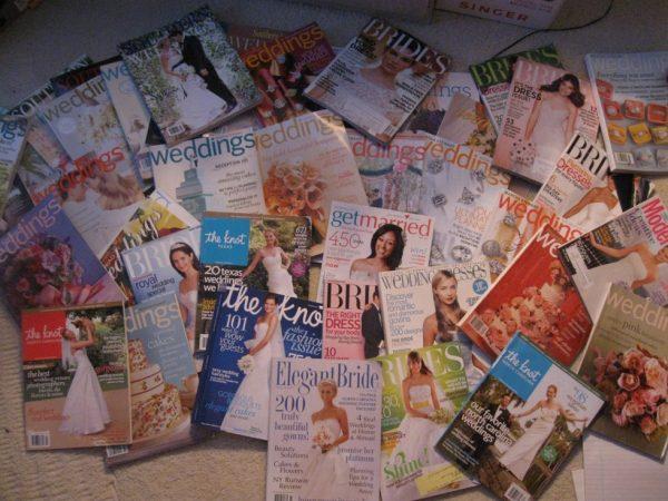 wedding magazine collection Inspiration Overload