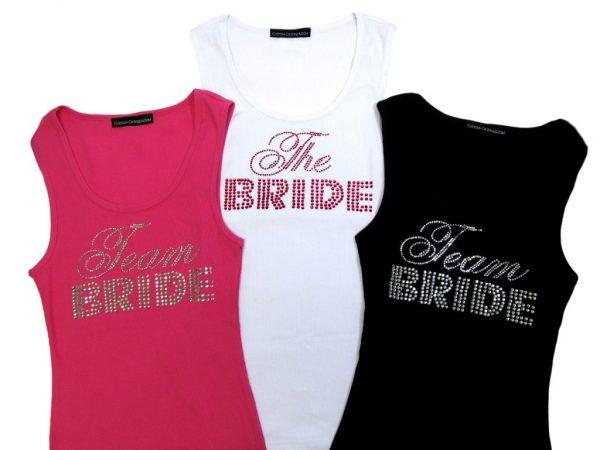 bridal party apparel