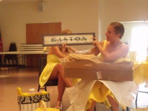 handmade bridal shower