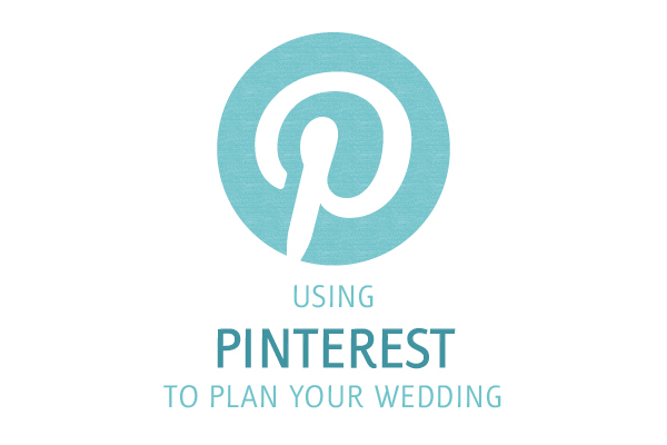 using pinterest to plan your wedding