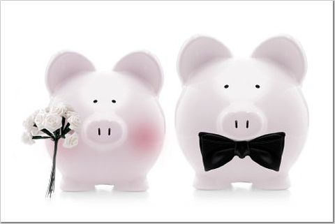 We didn't really see this as a budget wedding, as much as a wedding that was within our means; a wedding that we could afford without breaking the bank.