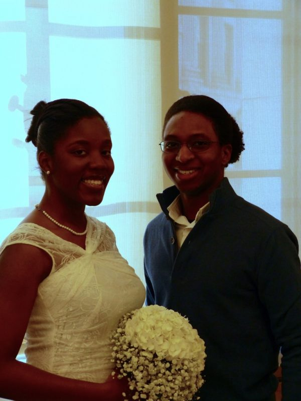 getting married in City Hall