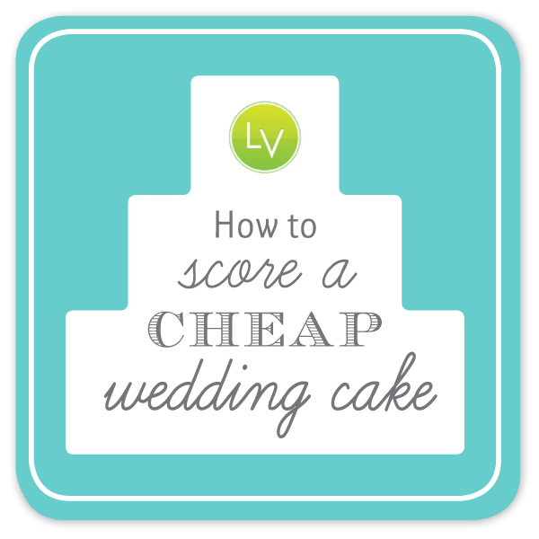 Cheap Wedding Cake