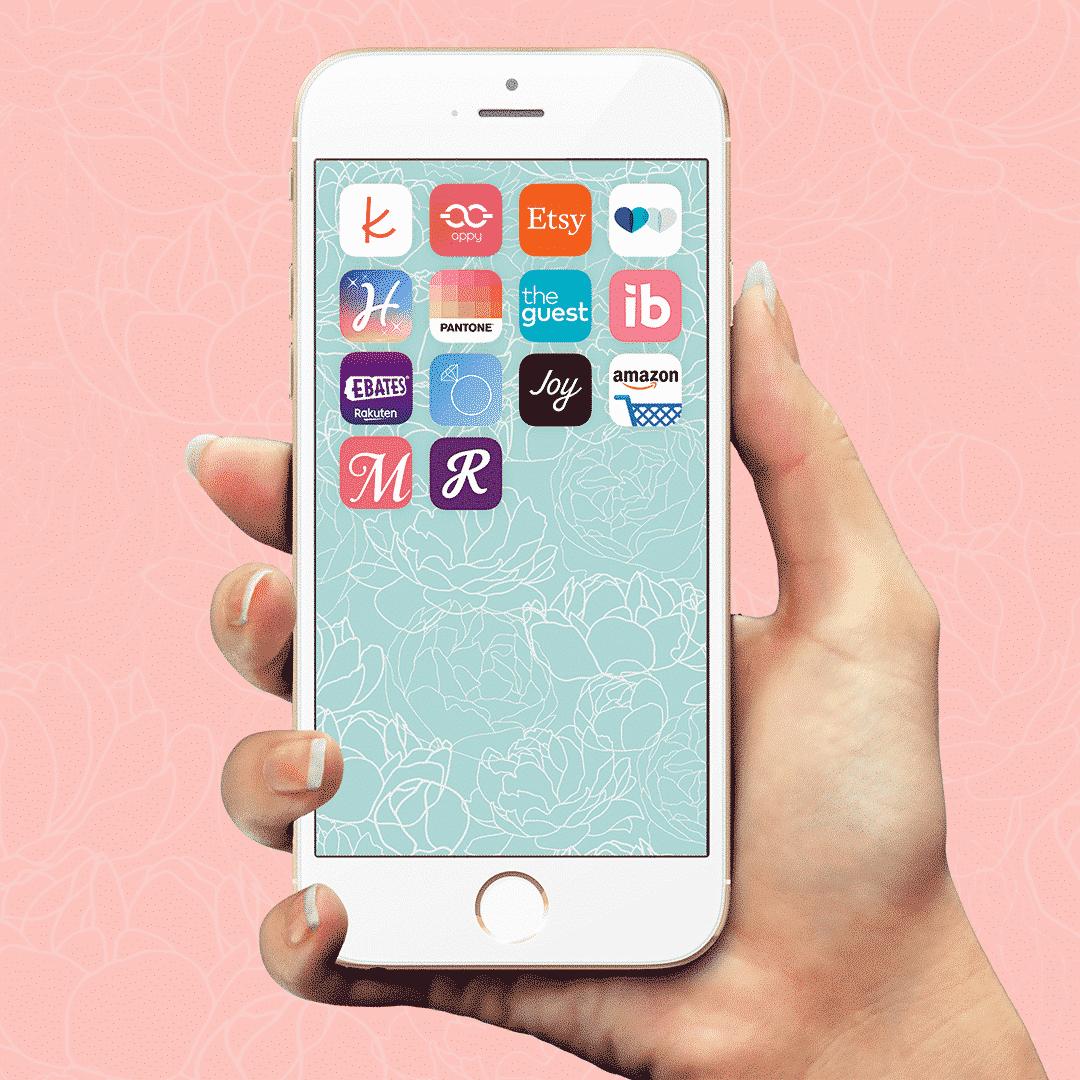The Best Wedding Planning Apps