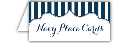 navy-placecards