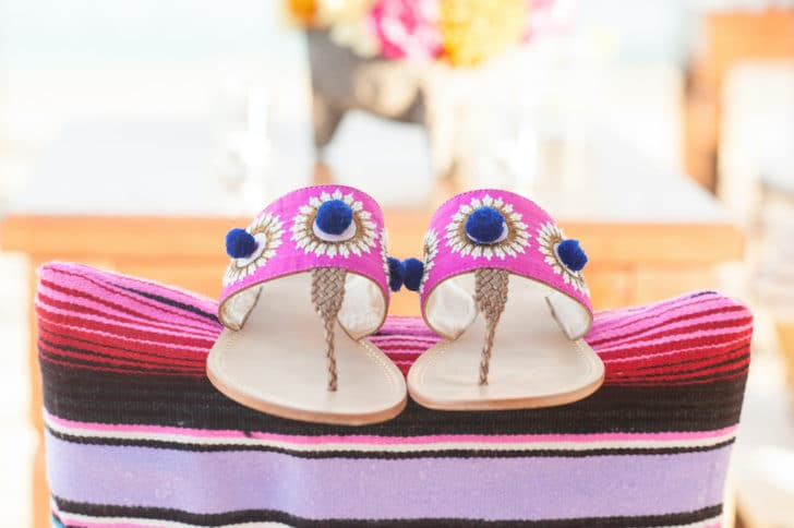 what to pack for a destination wedding - photo by mikkel paige photography