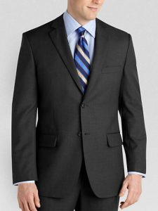 Charcoal Suits from Men's Wearhouse.
