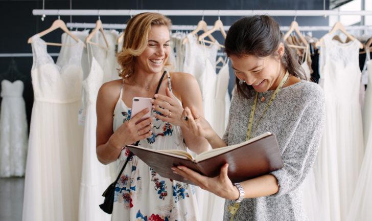 Bridal Shop - Wedding Dress Shopping