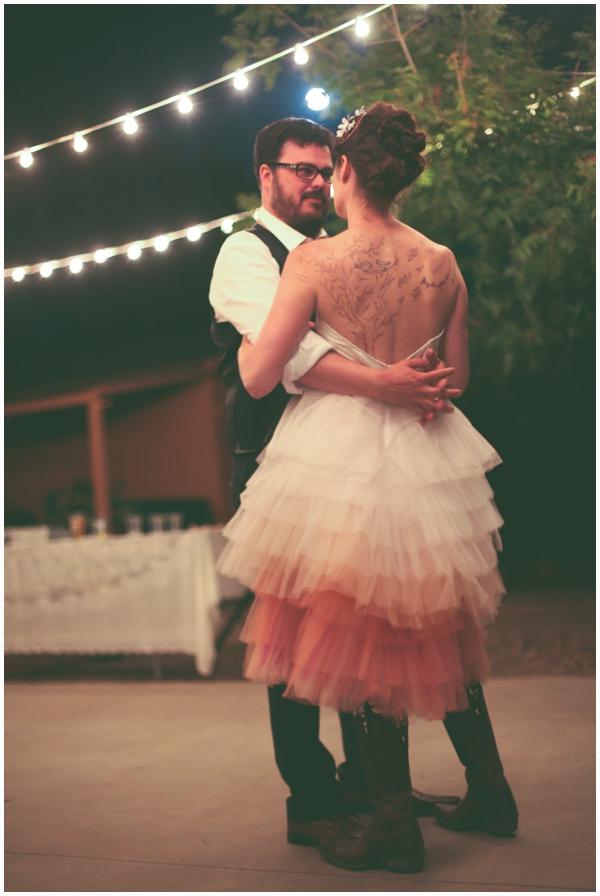 Handcrafted Wedding