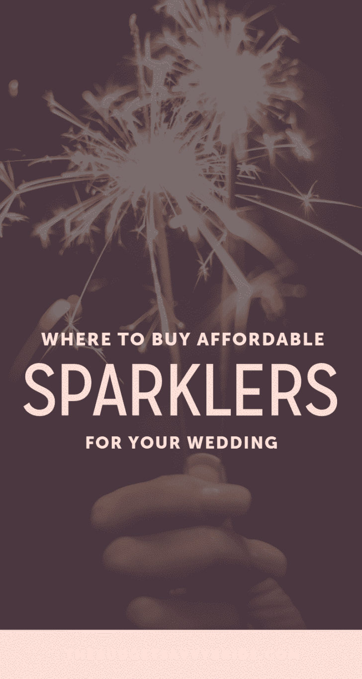 where to buy affordable sparklers