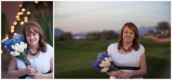 Red Mountain Ranch Wedding Mesa AZ - Brian Minson Photography Simple Wedding
