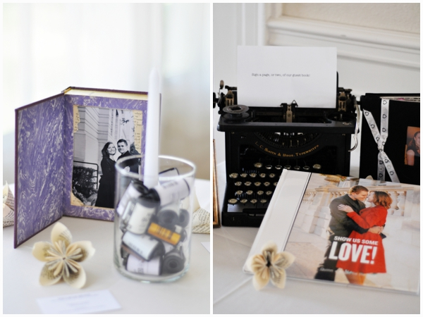 purple wedding with photography and book details_0001