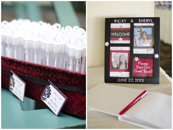 red and damask wedding_0003