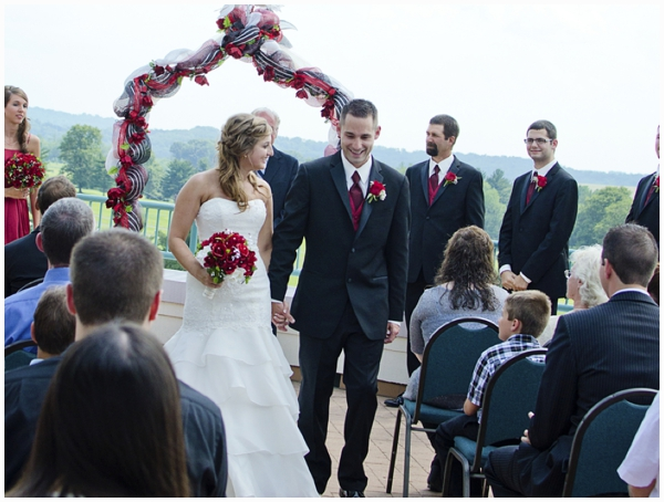 red and damask wedding_0015