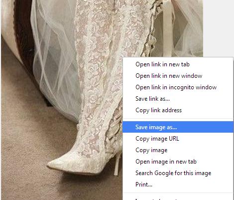 Save image find websites for pictures on Pinterest