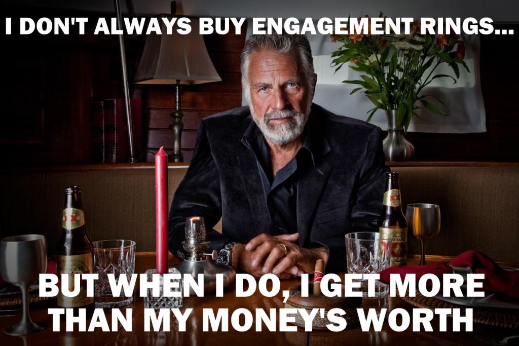 Saving on Engagement Rings