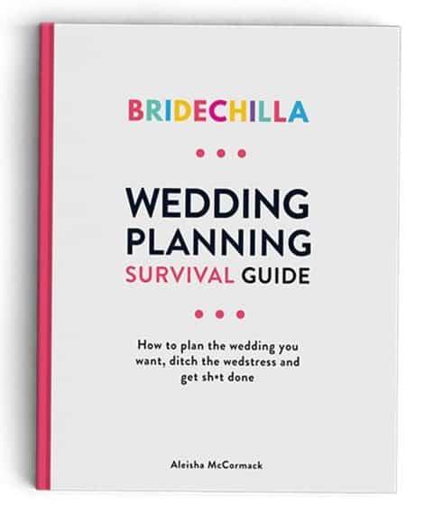 Bridechilla Survival Guide by Aleisha Mccormack