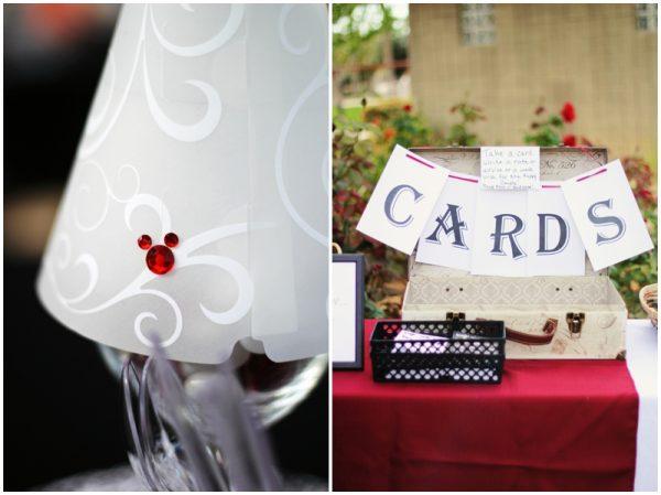 black white red wedding_0013