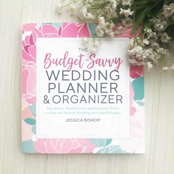budget savvy wedding planner book photo