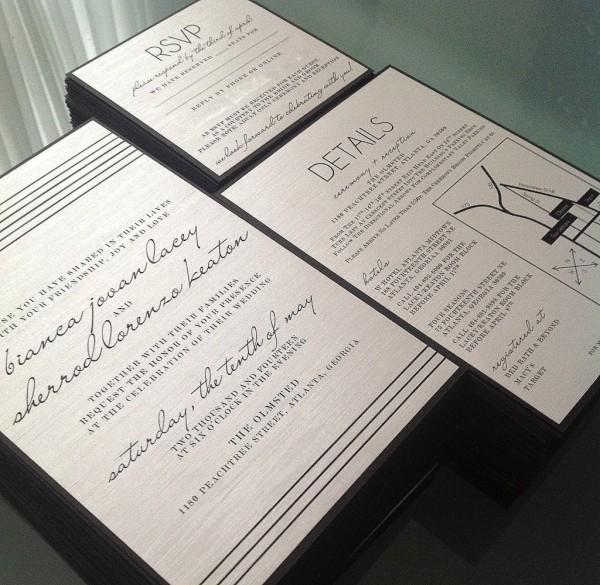 Cost-Saving Wedding Invitations
