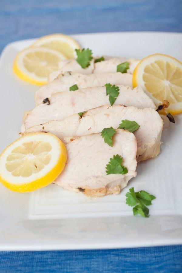 Lemon Cilantro Chicken LR