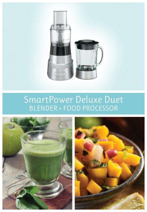 cuisinart smartpower delux duet