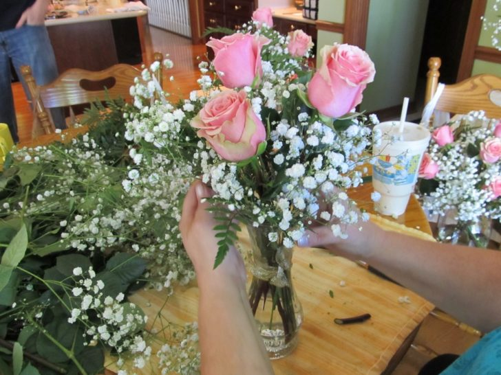 Blooms by the Box Review from a real bride