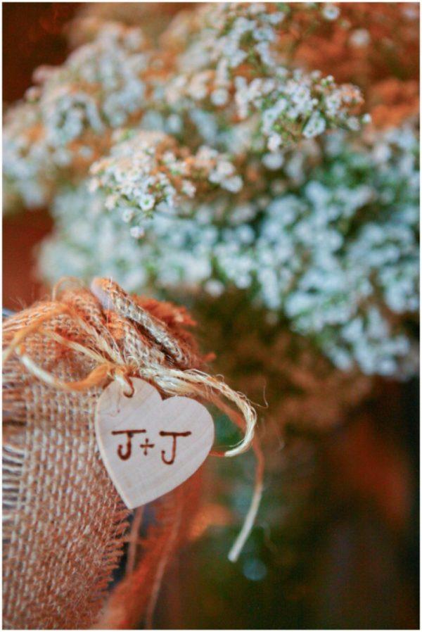 cute rustic wedding details_0014