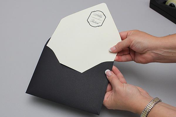 free printable monogram envelope liner