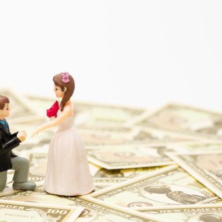save money on a wedding