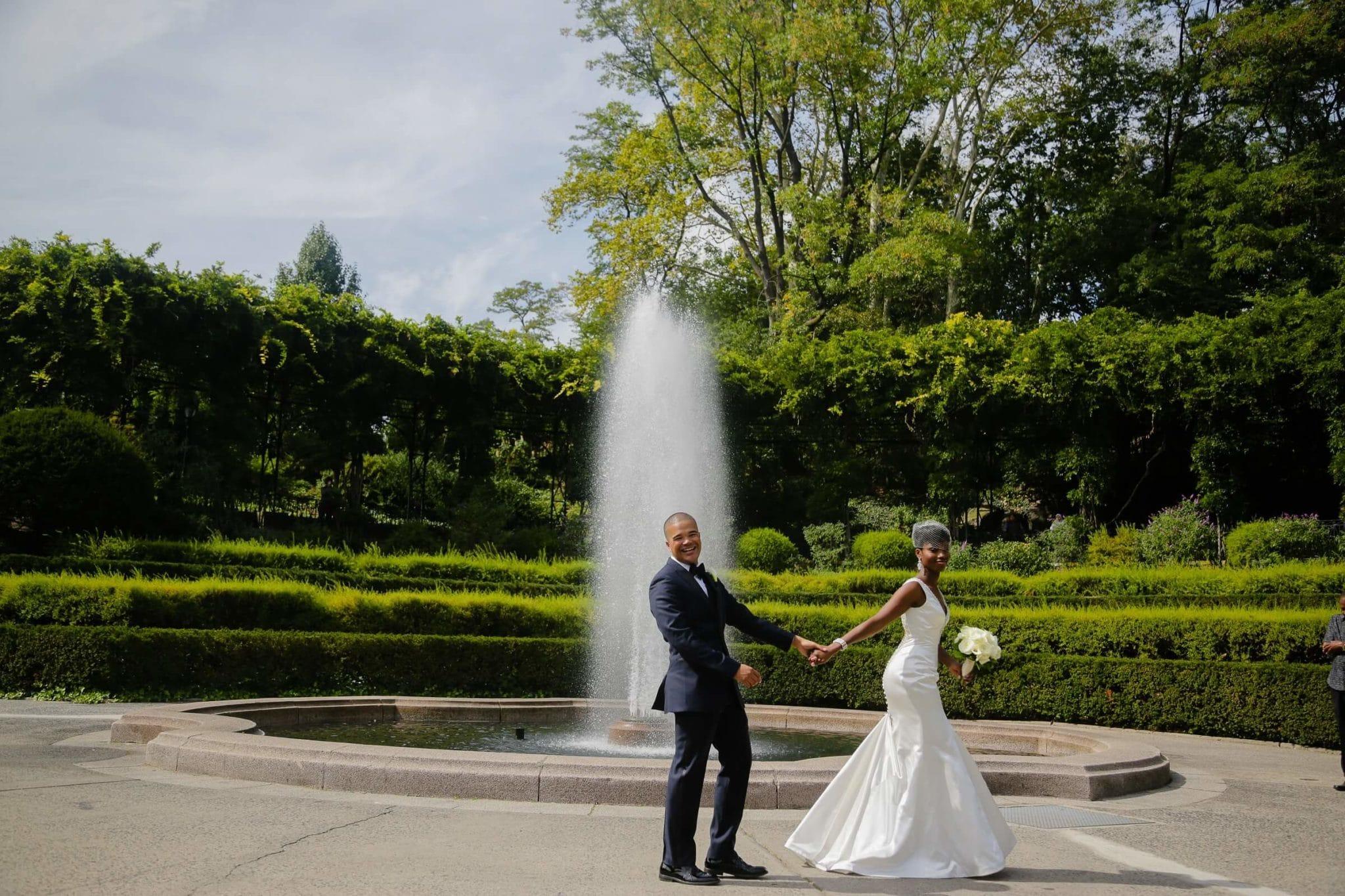 A Central Park Wedding -