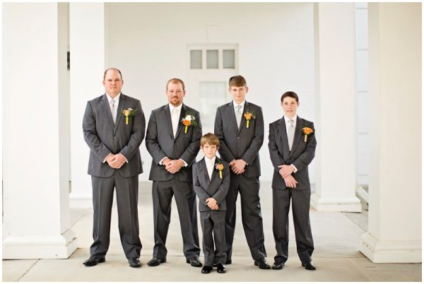 grey and orange wedding_0014