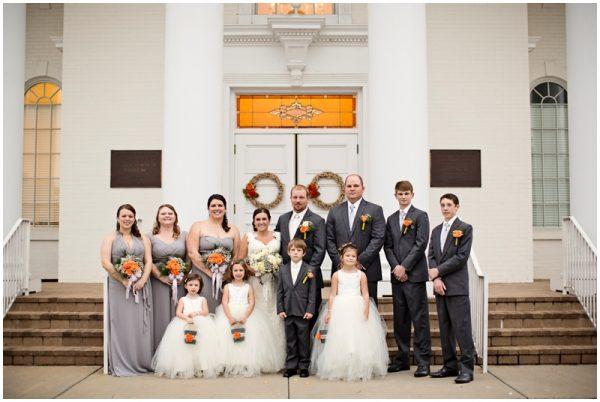 grey and orange wedding_0019
