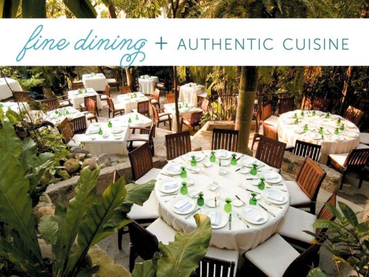Puerto Vallarta Weddings + Honeymoons - fine dining and authentic cuisine