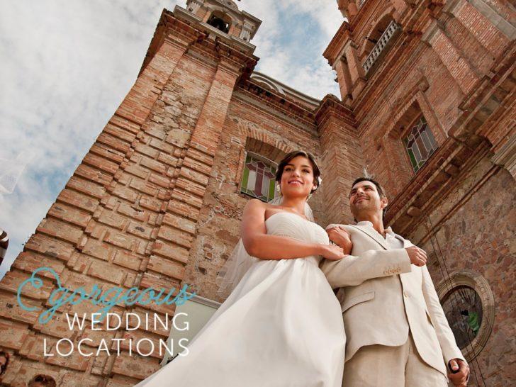 Puerto Vallarta Weddings + Honeymoons - gorgeous wedding locations