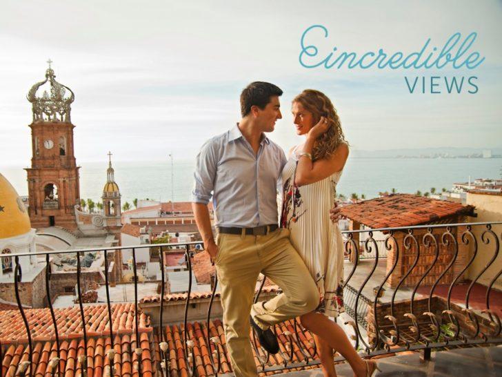 Puerto Vallarta Weddings + Honeymoons - incredible views