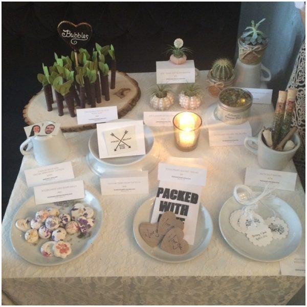 creative wedding favor ideas   etsy weddings spring 2015