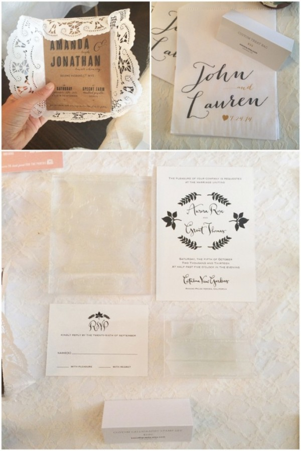 paper goods  etsy weddings spring 2015