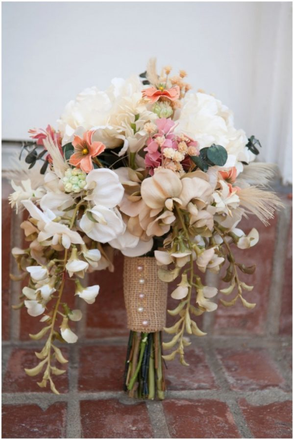 diy wedding bouquet